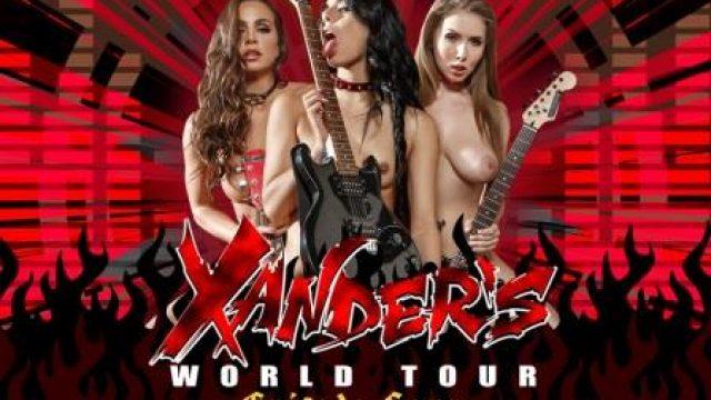 Brazzers Xander's World Tour Ep 4