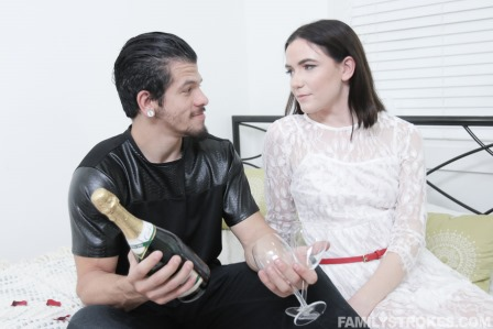 FamilyStrokes Stepbrothers Valentines Day Surprise