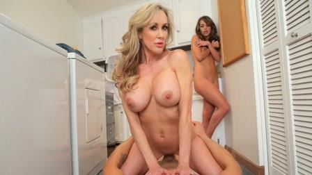 Step Siblings Caught Sorority Mom Fucks Step Sister And Brother S1 E5
