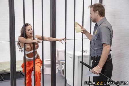 Brazzers Horny and Dangerous Conjugal Visit