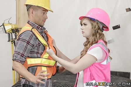 Brazzers The Foreman Is A Whore Man