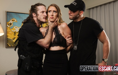 Operation Escort Cadence Lux Violent Call Girl Attacks officers