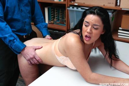 Shoplyfter Monica Sage Case No 0844962