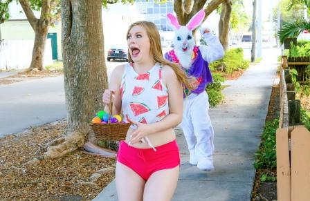 StrandedTeens Stealing from the Easter Bunny's Basket