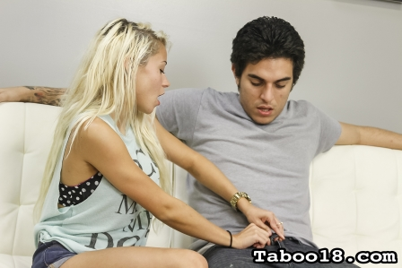 Taboo 18 Marsha May Wants Stepbrother a Blowjob