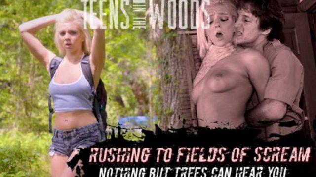Teens In The Woods Tiffany Watson Hell Hike