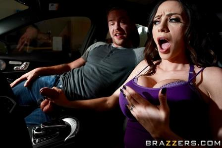 Brazzers Driving Mommy Wild