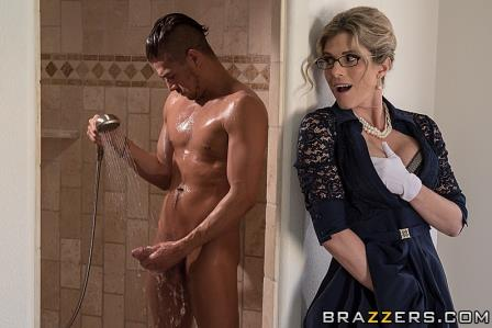 Brazzers Stuck-Up Stepmom