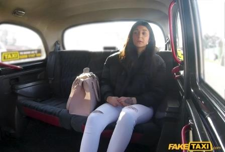 FakeTaxi Her hole is stretched by big cock
