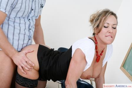My First Sex teacher Brandi Love Remastered