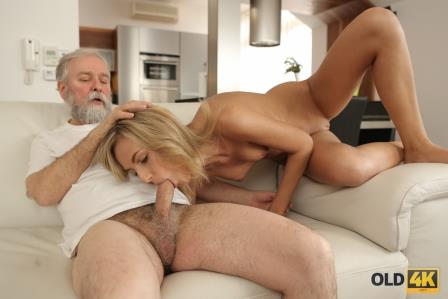 Old 4K Tender love for stunning blondie