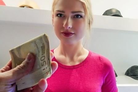 Public Pick Ups Blonde Filled With Customer Service