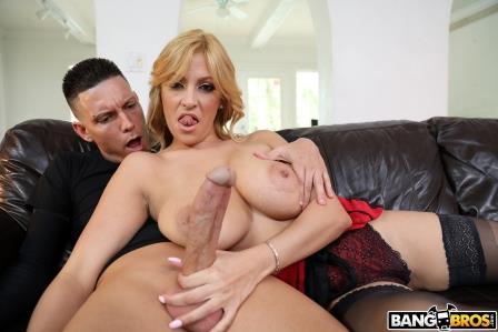 Bangbros Cummin All Over Juicy Big Tits Is Great