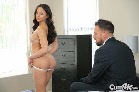 Cum 4K Ariana Marie Wedding Night Creampie