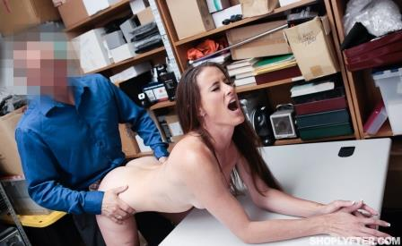 Shoplyfter Sofie Marie Case No 4185156