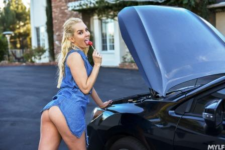 GotMylf Sexy Wife Cheats With A Young Mechanic