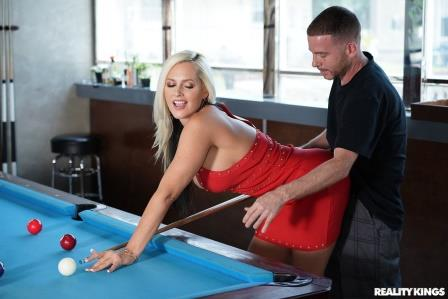 Milf Hunter Pool Hall Milf