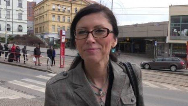 Czech Streets 92 Veronika the Secretary