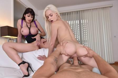 Busted BabySitters MILF Teaches Spinner a Lesson