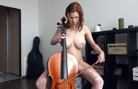 CzechStreets 117 18 yo virtuoso with DDD tits