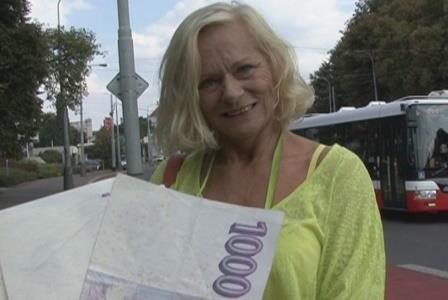 Czech Streets 69 Grandmother Jarmila - NetPornSex.net