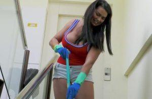 My Dirty Maid Busty Maid Gets Anal Fuck