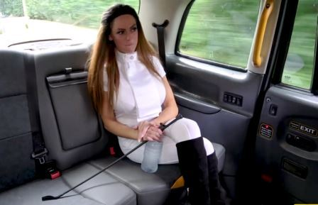 Fake Taxi Stable Girl Gets Her Ride