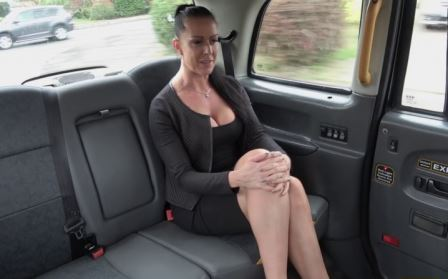 FakeTaxi The Texas Patti Wild Taxi Ride