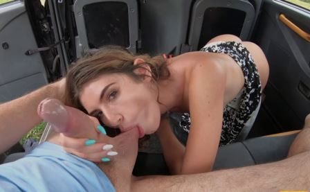 Fake Taxi Abandoned Girlfriend Fucks Big Cock