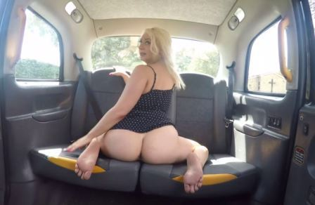 Fake Taxi Big cock hunter catches her prey