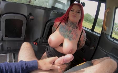 Fake Taxi Those tits were made to titwank