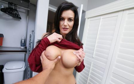 PervMom Stepmom Lingerie Lust