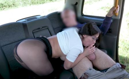 Fake Taxi She only wants big cock from now on
