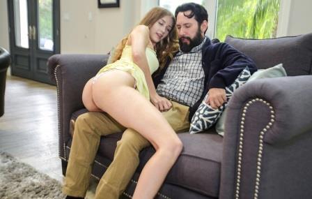 Family Strokes My Stepdad Slammed My Wet Pussy