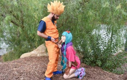 Teen Pies Dragon Ball Cock