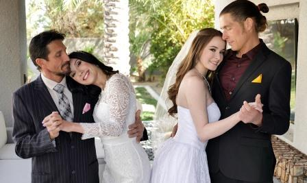 Daughter Swap An Orgy Before The Wedding
