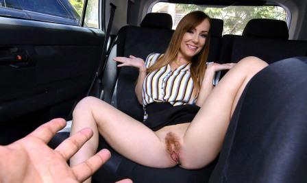 PervMom Backseat MILF Masturbation
