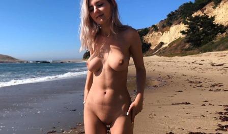 TeamSkeet X Eva Elfie I Have Passionate Sex On The Beach