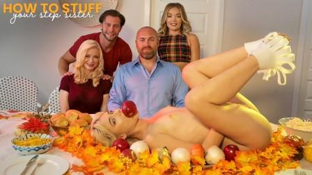 Step Siblings Caught How To Stuff Your Step Sister And Her Friend S15 E5