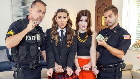 Daugther Swap Cops & Stepdaughters